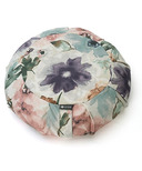 Halfmoon Round Meditation Cushion Wildflower