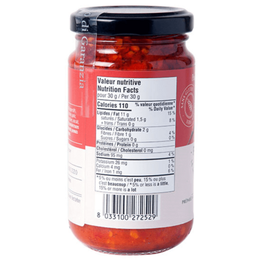 Favuzzi Hot Chili Puree