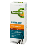 Rub-A535 Arthritis Flare Up Relief Heat Cream