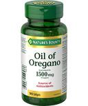 Nature's Bounty Oil of Oregano 1500mg