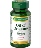 Nature's Bounty Oil of Oregano 1500mg