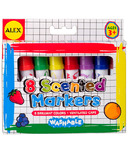 Alex Washable Scented Markers