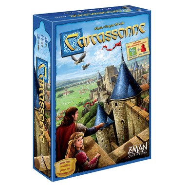 Carcassonne Base New Edition