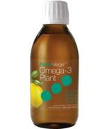 NutraVege Vegetarian Omega-3 Lemon