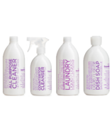 Sapadilla Sweet Lavender + Lime Cleaning Starter Bundle