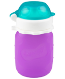 Squeasy Gear Snacker Purple 3.5oz