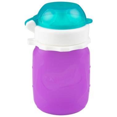 Squeasy Gear Snacker Purple 3.5oz