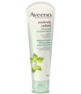 Aveeno Positively Radiant 60 Second In-Shower Facial Cleanser (Nettoyant visage sous la douche)