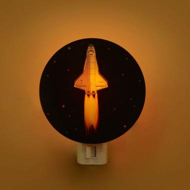 Kikkerland Spaceship Nighlight