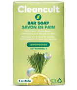 Cleancult Bar Soap Lemongrass