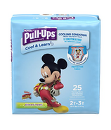 Huggies Pull-Ups Cool & Learn Potty Training Pants for Boys