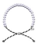 4Ocean March 2019 Orca Bracelet Black White