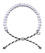 4Ocean March 2019 Orca Bracelet Black White