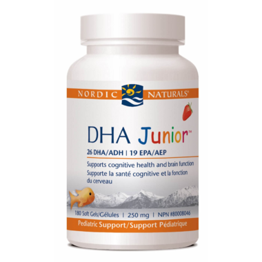 Nordic Naturals Professional DHA Junior