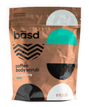 basd Coffee Body Scrub Invigorating Mint