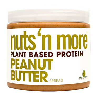 Nuts n More Plant Based Protein Peanut Spread