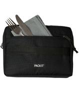 PackIt Bento Box + Container Set Black