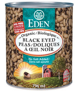 Eden Food Organic Black Eyed Peas Large