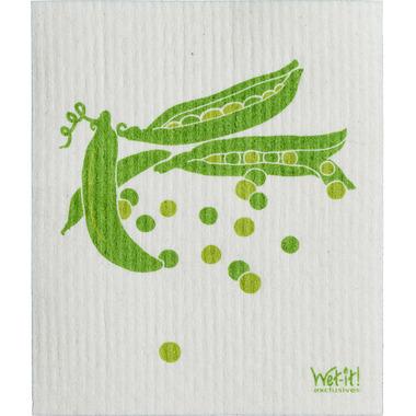 Wet-it Wet Cloth Pea Pods