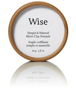 Wise Glacier Clay Pomade Refill