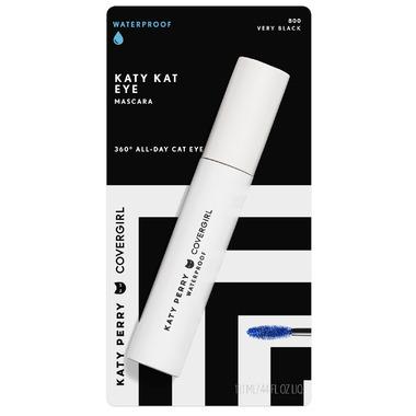 CoverGirl Katy Kat Eye Waterproof Mascara Very Black