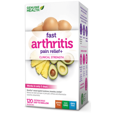 Genuine Health Fast Arthritis Relief+ Large Pack