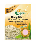 Gold Top Organics Hulled Organic Hemp Seeds