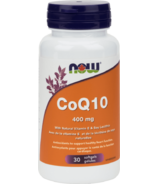 NOW Foods Coenzyme Q10 Softgels