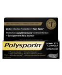 Polysporin Complete Antibiotic Ointment, Heal-Fast Formula, 15g