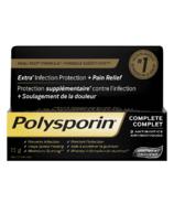 Polysporin Complete Antibiotic Ointment, Heal-Fast Formula, 15g