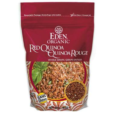 Eden Organic Red Quinoa