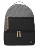 Petunia Pickle Bottom Axis Backpack Graphite & Black