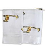 aden + anais Classic Issie Security Blankets Duke Giraffe