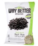 Way Better Snacks Black Bean Corn Tortilla Chips