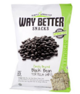Way Better Snacks Black Bean Corn Tortilla Chips
