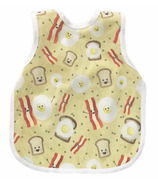 BapronBaby Bib Eggs and Bacon
