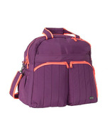 Lug Boxer Gym / Overnight Bag Plum Purple
