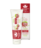 Nature's Gate Kid's Toothpaste - Cherry Gel