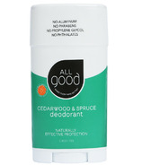 All Good Cedarwood & Spruce Deodorant