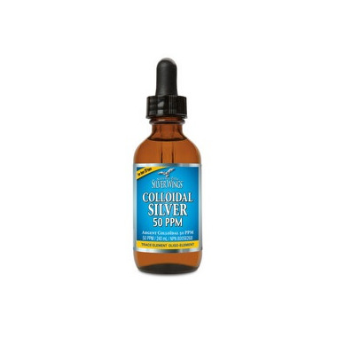 Natural Path Silver Wings Colloidal Silver 50 PPM