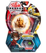 Bakugan Ultra Aurelus Krakelios Collectible Action Figure and Trading Card