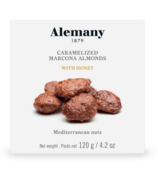 Alemany Caramelized Marcona Almonds with Honey