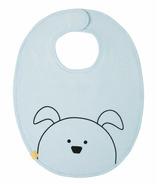 Lassig Little Chums Waterproof Medium Bib Dog