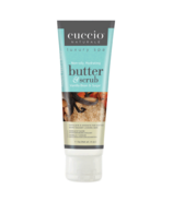 Cuccio Naturale Hydrating Body Butter & Scrub Vanilla Bean & Sugar