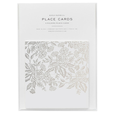 Rifle Paper Co. Pearl Jardin Place Cards