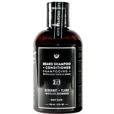 Always Bearded Shampoo & Conditioner