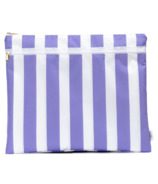 Logan and Lenora Waterproof Wet & Dry Portfolio Cabana Stripe