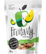 Fruitivity Snacks Crunchy Apple Chips Tart