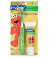Orajel Nettoyant pour les dents et gencives pour bébé Pomme Banane