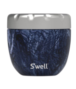 S'well Eats 2-in-1 Container Azurite Marble